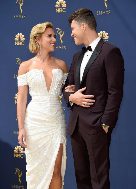 Scarlett Johansson Colin Jost Relationship Timeline