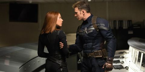Superhero, Fictional character, Batman, Movie, Captain america, Screenshot, Scene, Jacket,