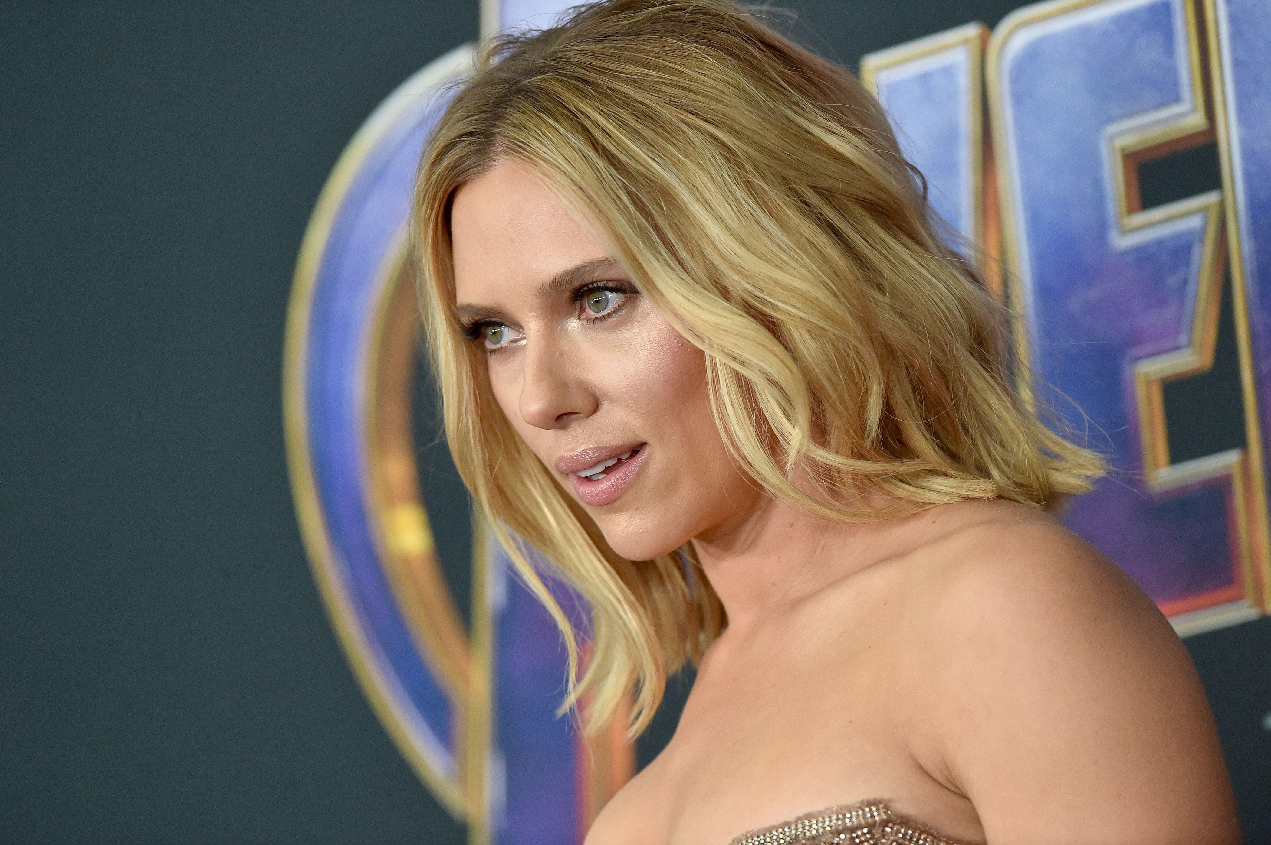 Scarlett Johansson habla sobre el rol de transexual que rechazó