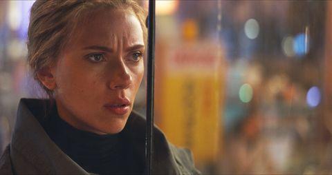 Scarlett Johansson, Avengers Endgame