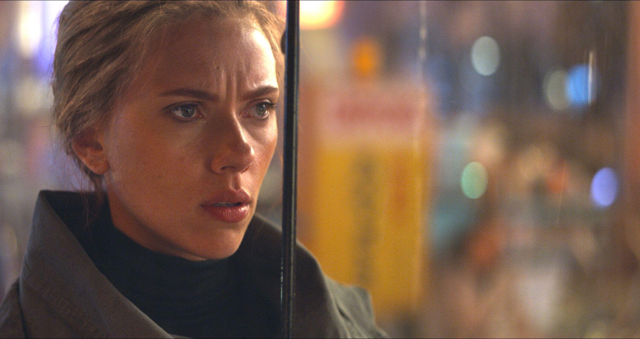 Ah, So That's Why Black Widow Didn't Get A Big Send-Off In 'Endgame'