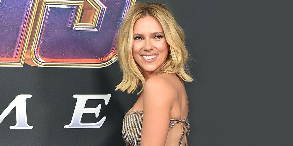 Scarlett Johansson's exercise programme and diet for ...