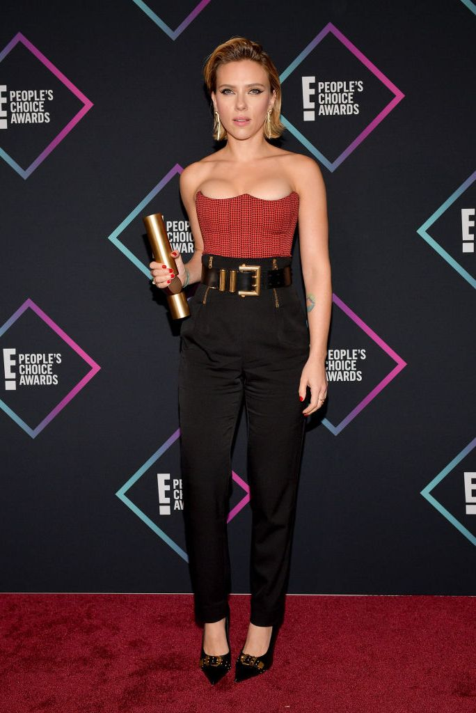 People's Choice Awards 2018 - Press Room