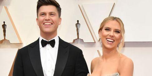 Scarlett Johansson Has Secretly Married Colin Jost In Private Wedding Ceremony