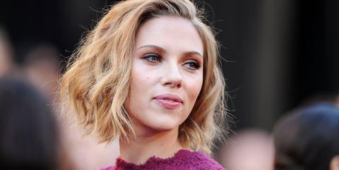 Scarlett Johansson, en una foto de archivo.