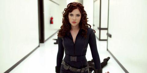 Scarlett Johansson es 'Viuda negra'