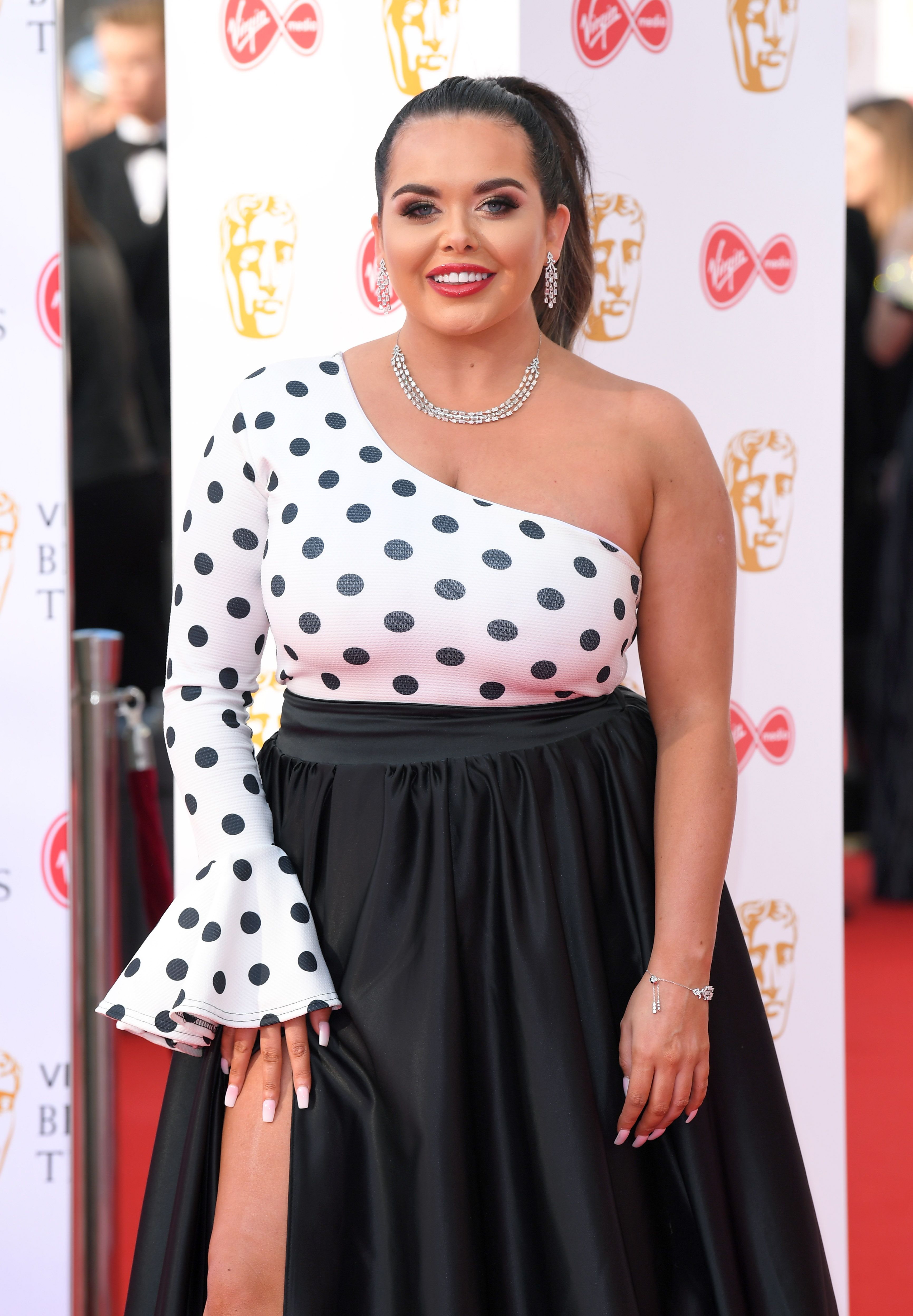 Scarlett Moffatt opens up about cancer scare as she gets abnormal smear test results
