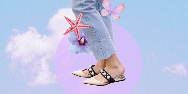 la scarpa dell'estate 2021 che vince tutto è il sabot, tra i sandali estivi quello più indomito per via della punta chiusa ma occhio alle versioni mules con tacco