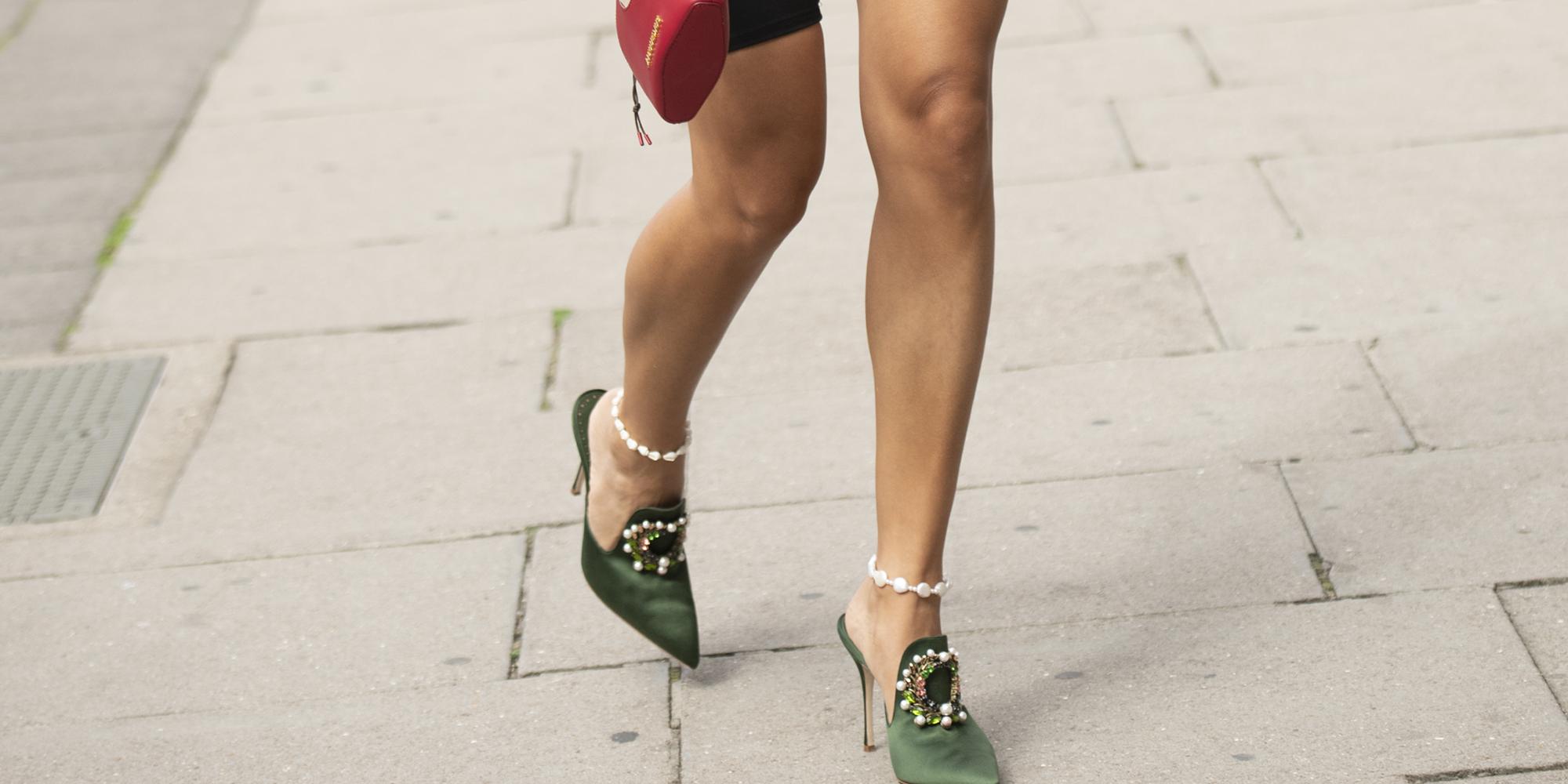 scarpe moda 2019 Manolo Blanhik tendenza