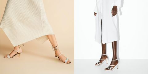 los angeles 03885 1c5ab Scarpe moda 2019, 10 sandali Zara tra saldi e nuovi arrivi