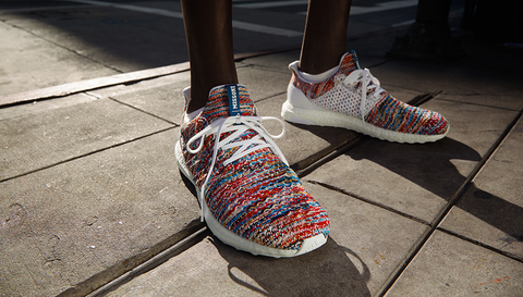 newest 262f9 02a5a Scarpe moda 2019: le sneakers Adidas x Missoni sono tendenza ...