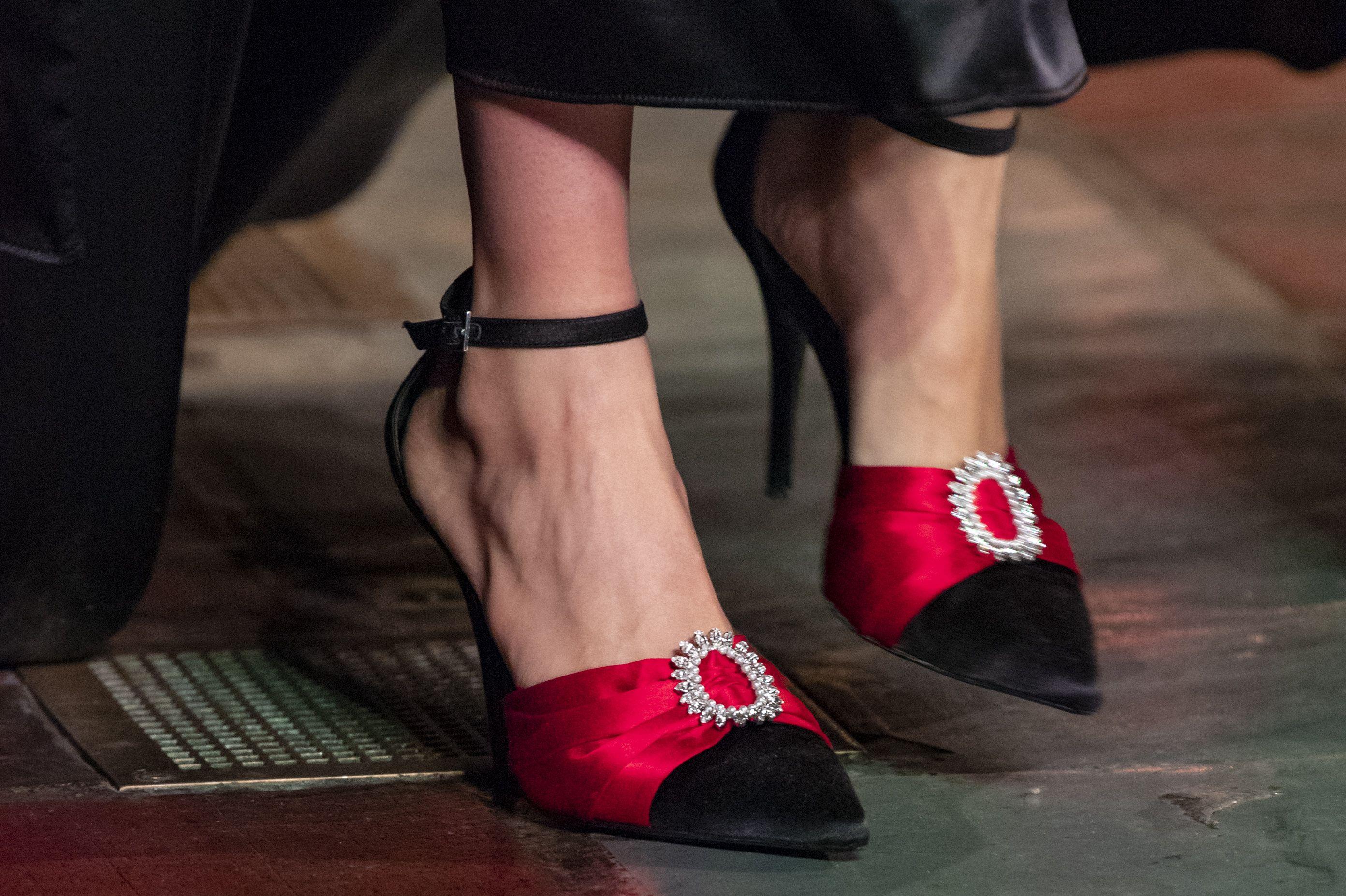 Le scarpe delle sfilate moda Autunno Inverno 2020 2021 sono la proiezione esatta delle tendenze (e dei modelli) che verranno