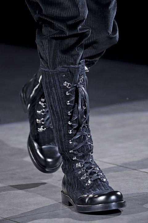 scarpe moda autunno inverno 2020 2021 dolce e gabbana