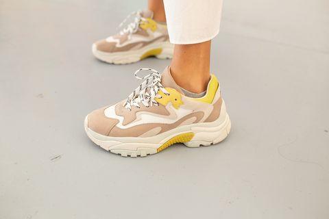 100% authentic 8e215 31012 Scarpe moda primavera 2019, le nuove sneakers chunky