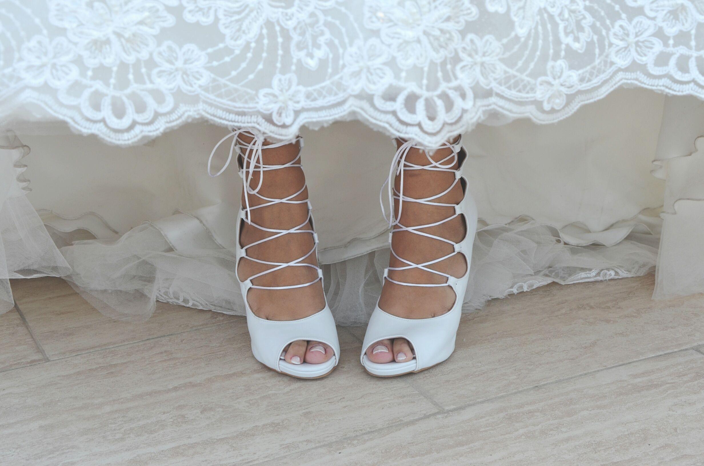 Scarpe Sposa Tacco 13.Le Scarpe Da Sposa Dell Estatate 2019 In 13 Modelli Pe Te