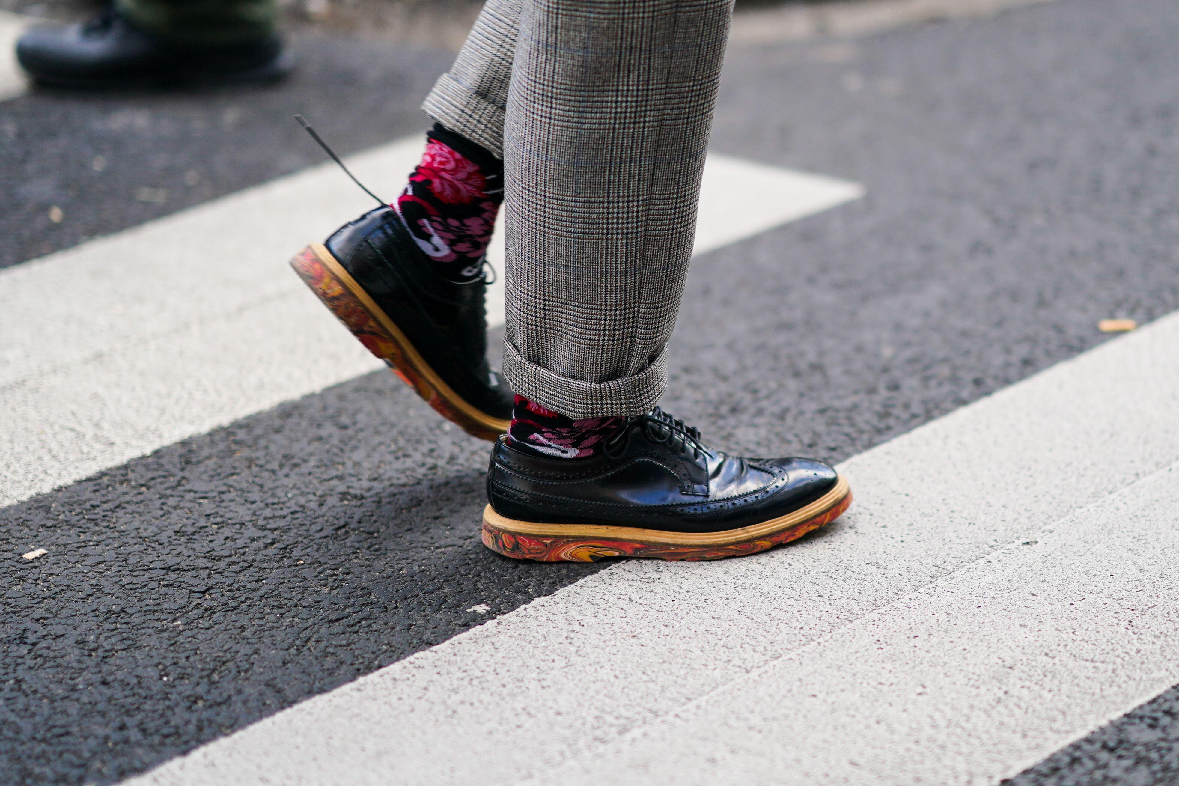 Scarpe moda 2020: le brogue stringate sono tornate in questi