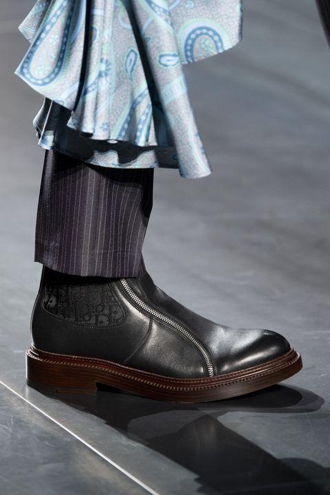 scarpe uomo autunno inverno 2020 2021 dior