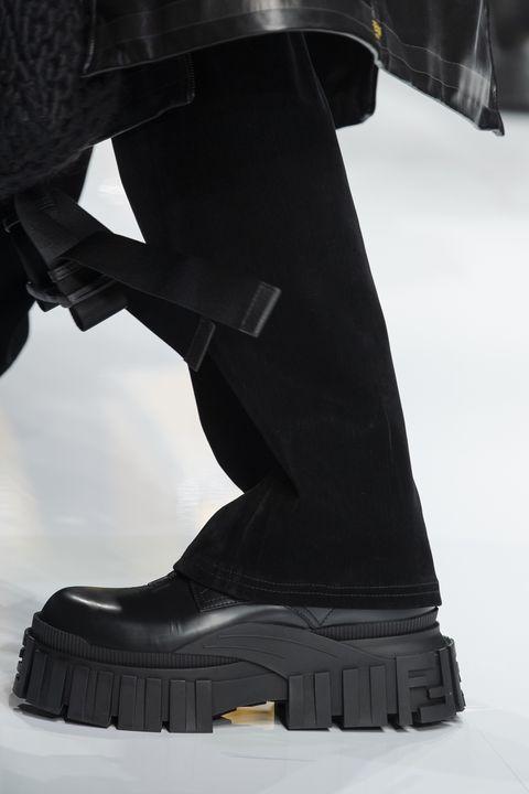 scarpe uomo autunno inverno 2020 2021 msgm