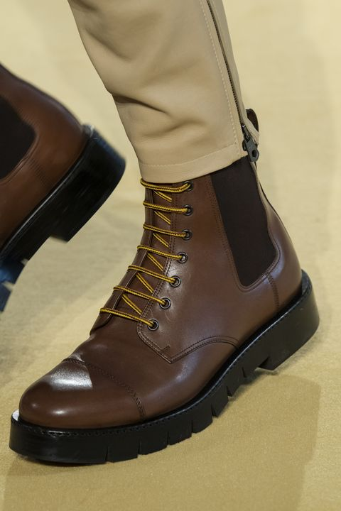 scarpe uomo autunno inverno 2020 2021  salvatore ferragamo