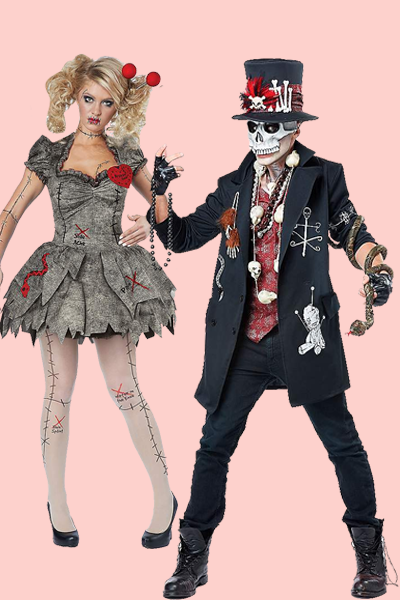 15 Best Scary Couples Costumes For Halloween 2020 Scary Costumes For Couples
