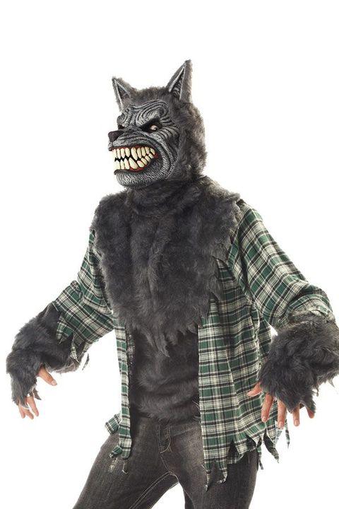 werewolf halloween costume amazon prime