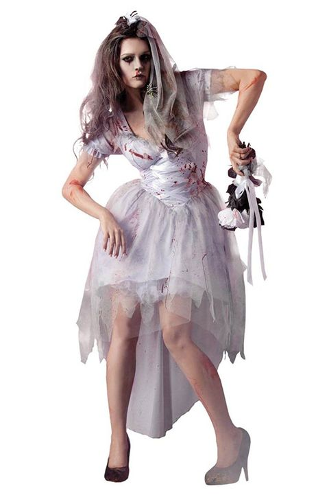 84559054e70 25 Scary Halloween Costume Ideas - Scariest Costumes for Women   Men