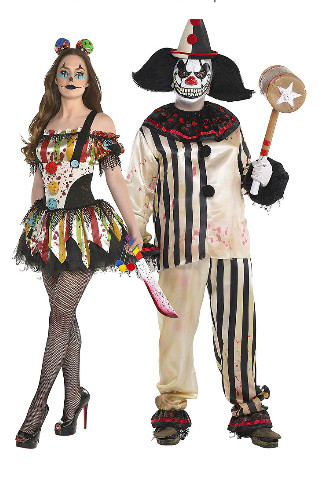 cary halloween couples costumes edward scissorhands