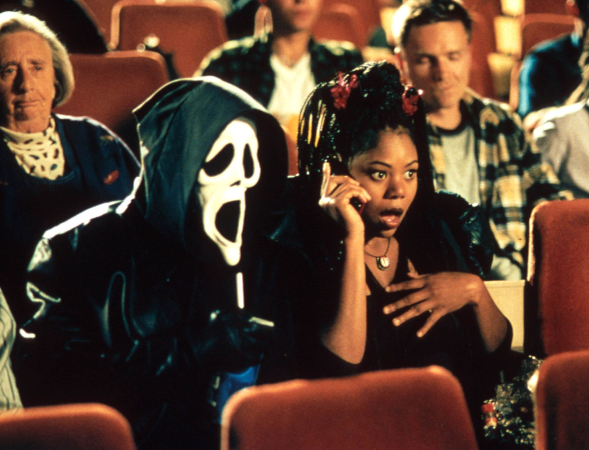 Scary Movie creators reveal what would be cut out today