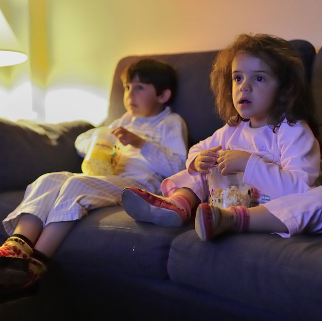 15 Scary Movies That Won't Traumatize the Kids