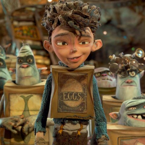 Scary Movies for Kids - Boxtrolls