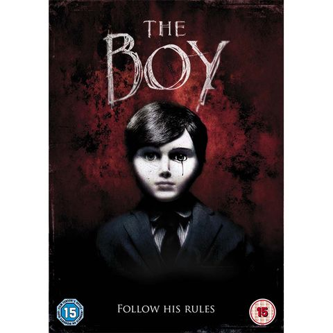 scary movies on netflix the boy