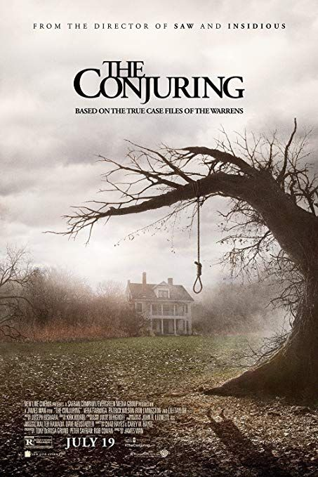 scary movies on netflix - the conjuring