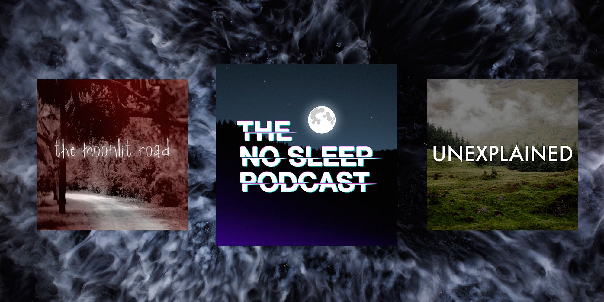 12 Creepy Podcasts To Send Shivers Down Your Spine