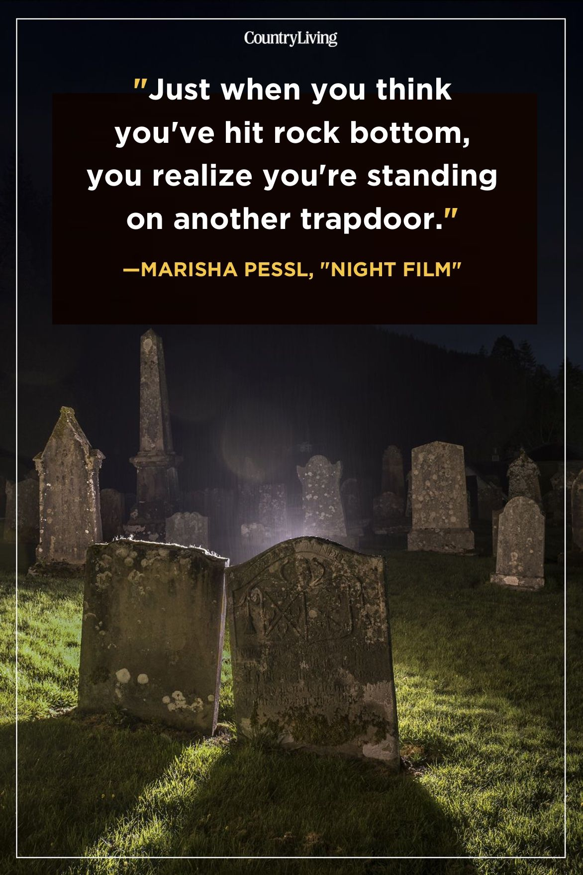 40 Scary Quotes - Creepy Quotes & Sayings About Fear & Eerie Things