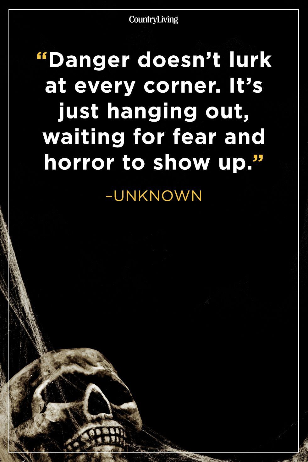 30 Scary Quotes Creepy Quotes Sayings About Fear Eerie Things