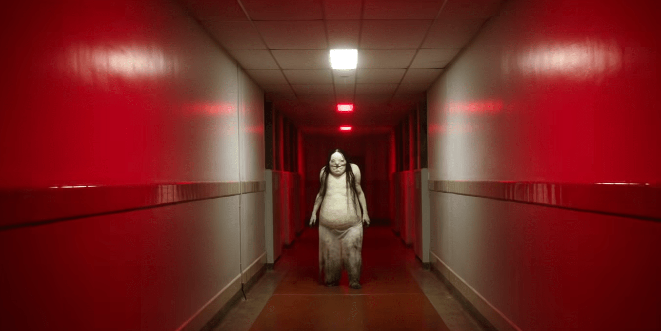 Scary Stories to Tell in the Dark criaturas