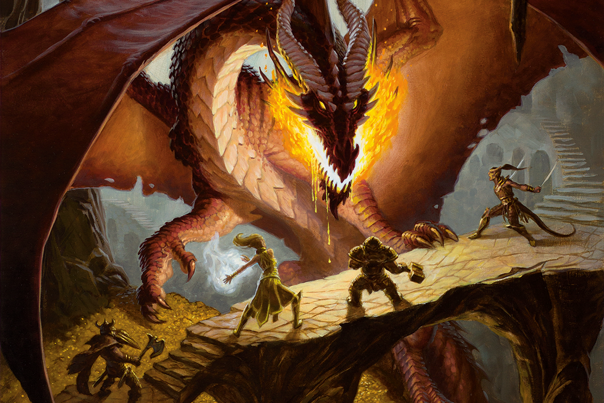 So You Want To Play Dungeons Dragons