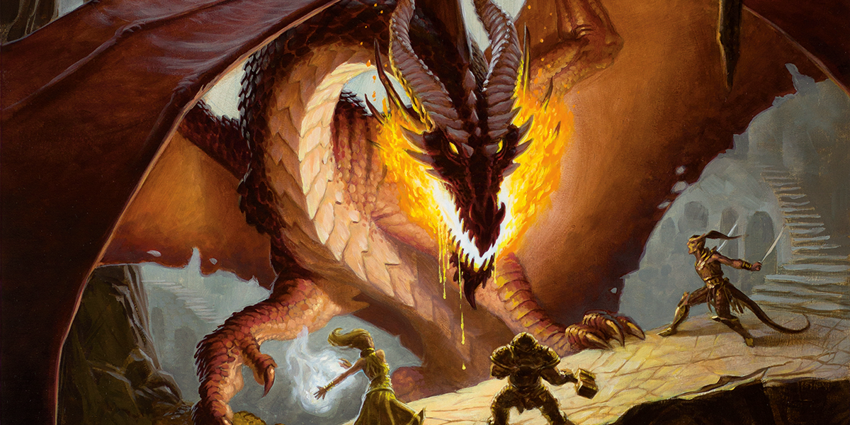 So You Want To Play Dungeons & Dragons...