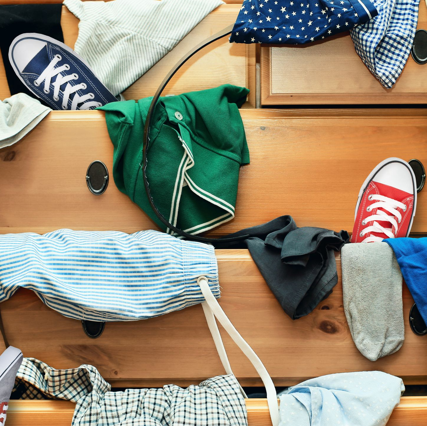 This Is What it Means if a Messy Room Stresses You Out