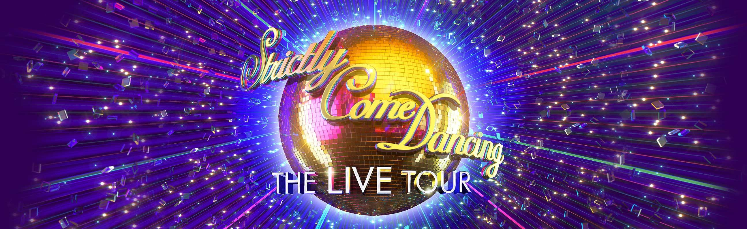 Strictly Come Dancing confirm exciting 2020 tour line-up