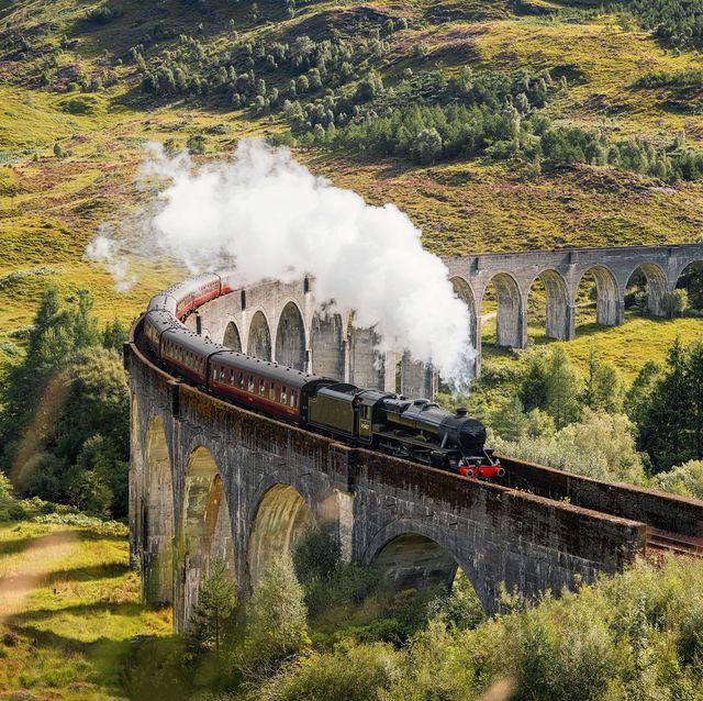 scenic railway scotland