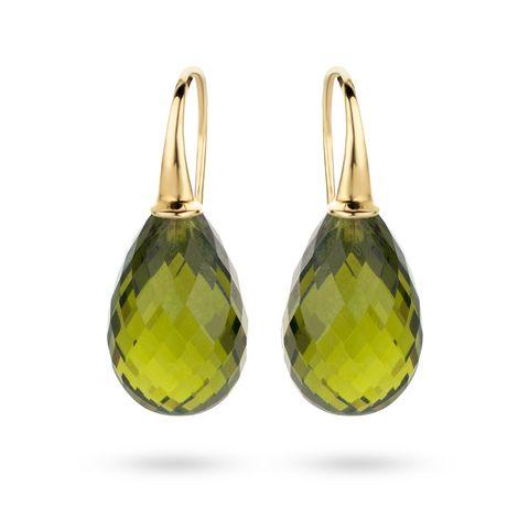 schaap en citroen summer sale   oorhangers colours olijfkwarts