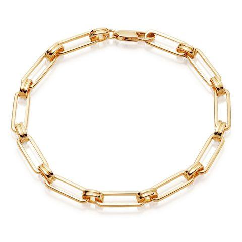 gouden armbanden rose gouden schakel