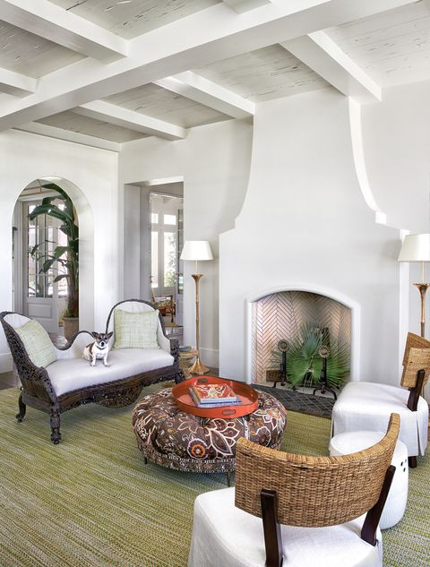 An Oceanfront Palm Beach House Designed By Tom Scheerer