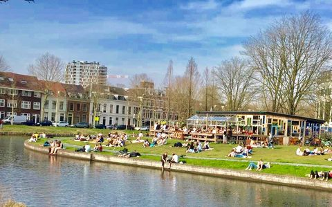 Roost aan de Singel in Utrecht