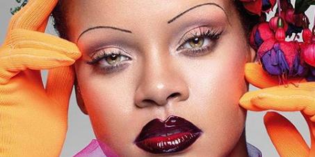 Rihanna covers Vogue UK