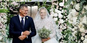 Chiara Ferragni trouwjurk