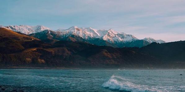Kaikoura, Nieuw-Zeeland