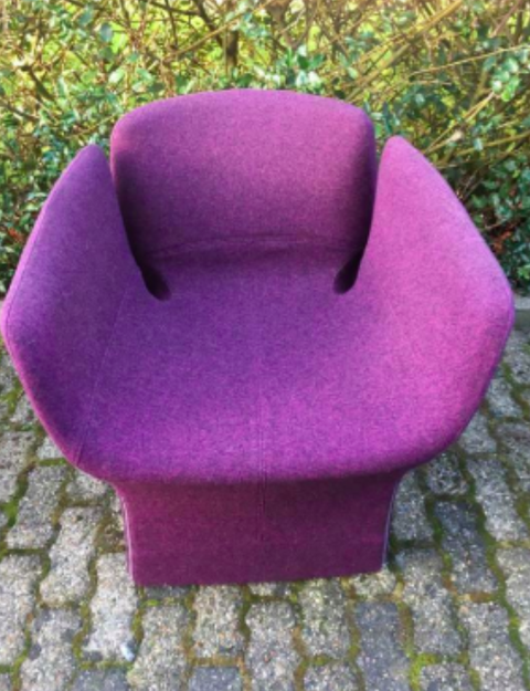 Violet, Purple, Furniture, Chair,