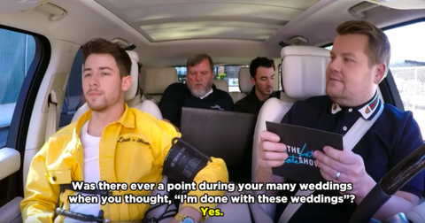 Carpool Karaoke Jonas Brothers